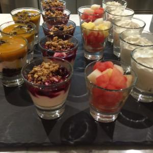 Breakfast at Pure Progress Workshop