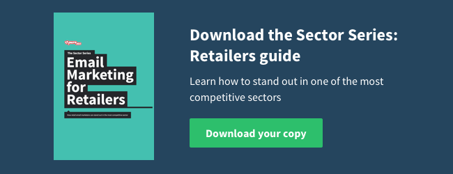 Download the Sector Series: Email Marketing for Retailers guide