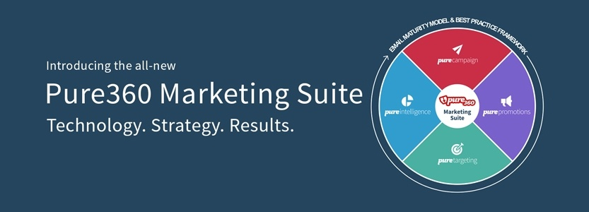 Introducing the all-new Pure360 Marketing Suite